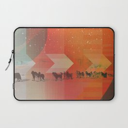 Feed The Right Dogs Laptop Sleeve