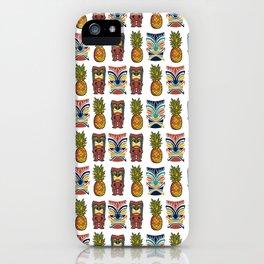 Tiki Town iPhone Case