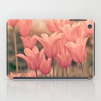 tulips iPad Cases featuring Tulips by Maria Heyens