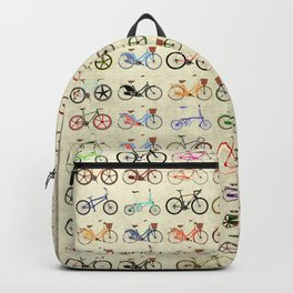 Bikes Backpack