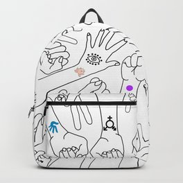 We Are The Future Tattoos Part 2 Backpack
