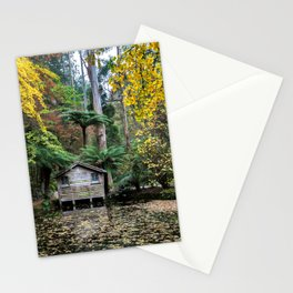 Alfred Nicholas Gardens Boathouse Stationery Cards