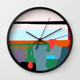 Good match Wall Clock