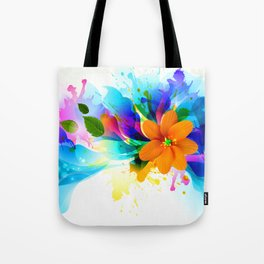 Flower XIX Tote Bag