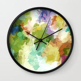Cascadia Wall Clock
