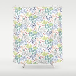 Totally Me Shower Curtain