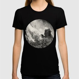 Strength against the waterfall T-shirt