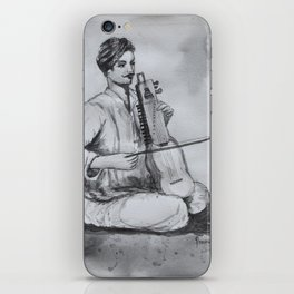 Indian Musician iPhone Skin