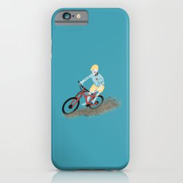 Gnarly Charlie iPhone Case