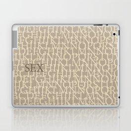 Sex Laptop & iPad Skin