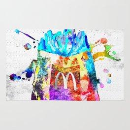 McDonald's Fries Rug