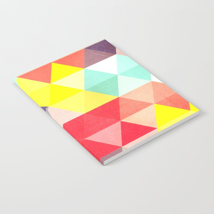 Candy blow in the summer. Notebook