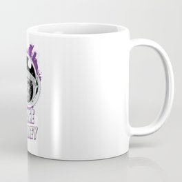 Space Monkey Retro Classic Coffee Mug