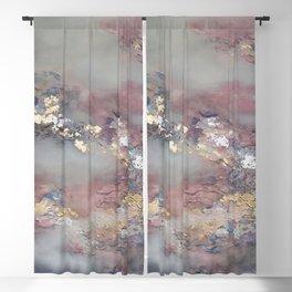 Rose Dream Blackout Curtain