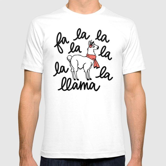 Fa La Llama T-shirt