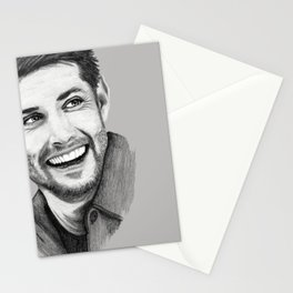 Jensen Smile Stationery Cards