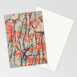 BENGAL CORA MONKEY Stationery Cards