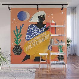 Consciousness Wall Mural