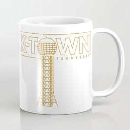 K-Town Tennessee (Sunsphere) Coffee Mug