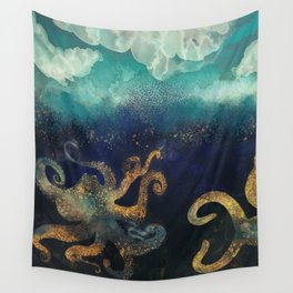 Underwater Dream II Wall Tapestry