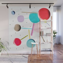 Lollypop Lolli Pop Kinder Wall Mural