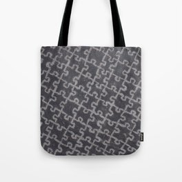 Life is a puzzle 28 Tote Bag