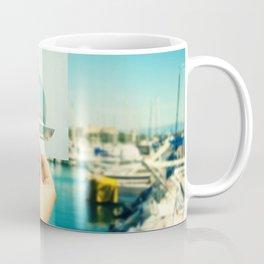 ship icon Coffee Mug