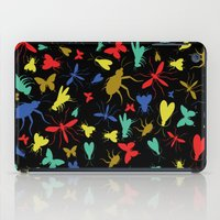 insects iPad Cases featuring Insects by Nabaa Baqir