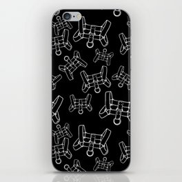 Chest Harness Pattern iPhone Skin
