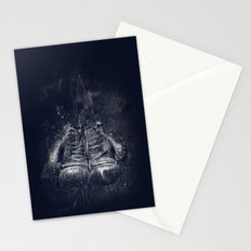 DARK GLOVES Stationery Cards