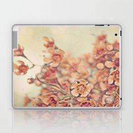 Orange Waxflowers Laptop & iPad Skin