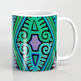 San Blas Indian Diamonds Coffee Mug