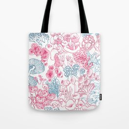 Mycology 1 Tote Bag