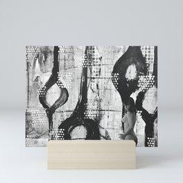 Abstract Experimentation V 1.0 Mini Art Print