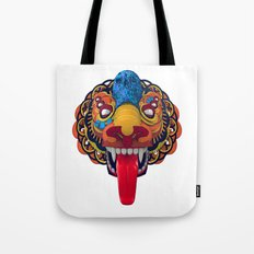 Artificial Mythology Tote Bag