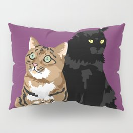 Niles and Gingerbread Pillow Sham
