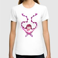 dangan ronpa T-shirts featuring Genocide Jill by Rebekah Holder