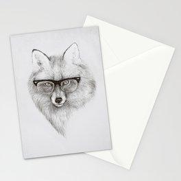 Fox Specs Stationery Cards