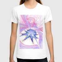 seashell T-shirts featuring seashell by haroulita
