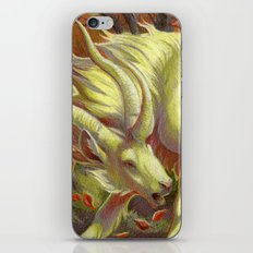 Fight or Flight iPhone & iPod Skin