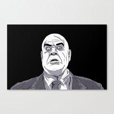 Plan 9 Canvas Print