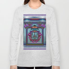 ORCHIDS AND LACE Long Sleeve T-shirt