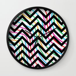 COLO(U)RS Wall Clock