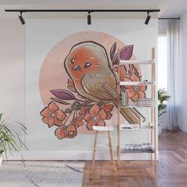 Spring Bird Wall Mural
