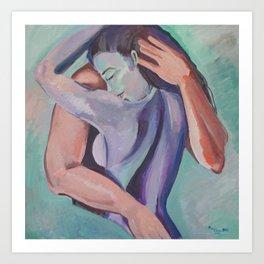 Love Imagined Art Print