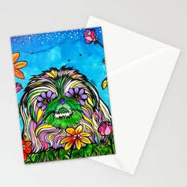Lily Rose, the Pekingese Stationery Cards