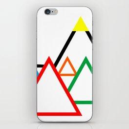 Campsite - Festival iPhone Skin