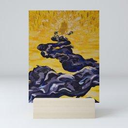 Ancient Words Majesty Mini Art Print