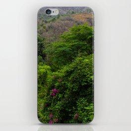 Dreamy Mexican Jungle iPhone Skin