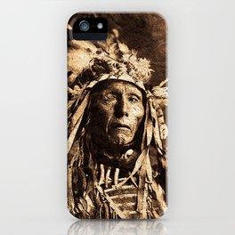Native americans iPhone Case
